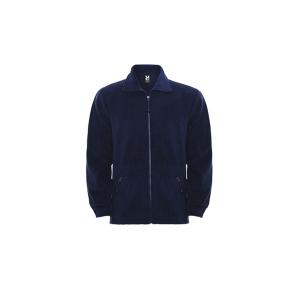 Blusão polar ROLY Pirineo cor azul marinho tamanho L