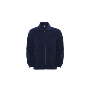 Blusão polar ROLY Pirineo cor azul marinho tamanho XL