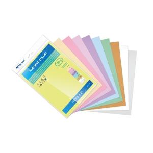 Pack de 10 cartolinas SADIPAL SIRIO A3 170 g/m2 cores sortidas