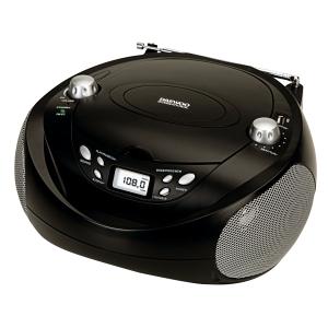 Rádio DAEWWO CD/MP3/USB cor preta