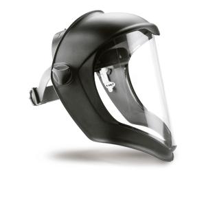 Viseira facial completa HONEYWELL Bionic 1011623 com visor de policarbonato