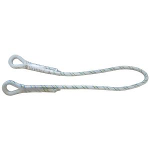 Corda semiestática IRUDEK 10150. Comprimento 1,5 metros