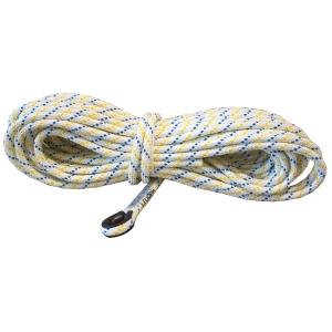 Corda semiestática IRUDEK 10510. Comprimento 10 metros