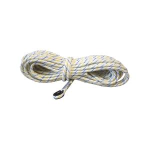 Corda semiestática IRUDEK 10520. Comprimento 20 metros