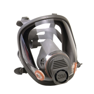 Máscara completa reutilizável 3M 6900. Tamanho L