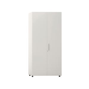 Armário com porta, medidas 195x45x90 cm branco branco