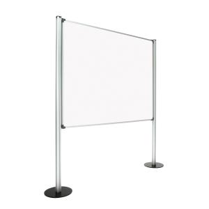 Painel de quadro laminado PLANNING SISPLAMO com medidas 120x150cm