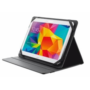 Capa tablet de 10   com suporte primo universal tamanho fólio TRUST