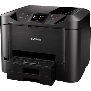 FAX MULTIFUNÇAO INK CANON MAXIFY MB5450 COR