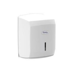 Dispensador fabricado em plástico ABS CLAR SYSTEMS branco