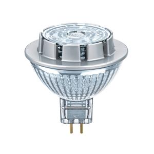 Lâmpada OSRAM PARATHOM® MR16 não regulável PARATHOM MR16 50 36° 7,2W/840 GU5.3