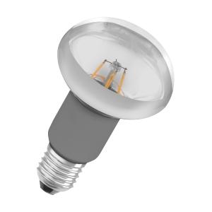 Lâmpada OSRAM PARATHOM® RETROFIT R63/80 não regulável RETROFIT R80 7W/ 827 E27