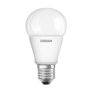 Lâmpada OSRAM PARATHOM® CLASSIC A não regulável CL A 60 8W/827 E27 Mate