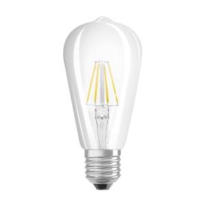 Lâmpada OSRAM PARATHOM® LED RETROFIT SPECIAL não regulável ST64 60 6W/827 E27