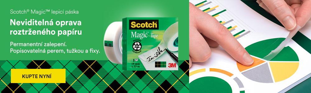 Scotch Magic lepící páska