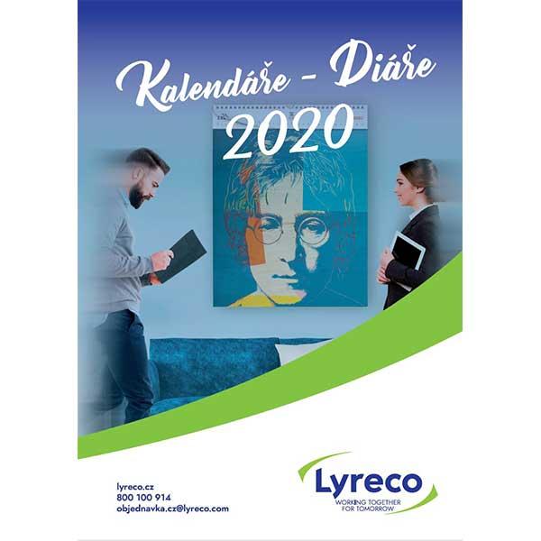 Kalendáře a Diáře 2020