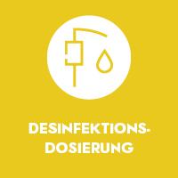 Desinfektionsdosierung