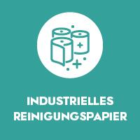 Industrielles Reinigungspapier