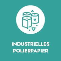 Industrielles Polierpapier
