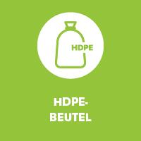 HDPE-Beutel