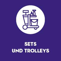 Sets und Trolleys