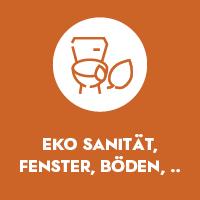 EKO Sanität, Fenster, Böden, ..