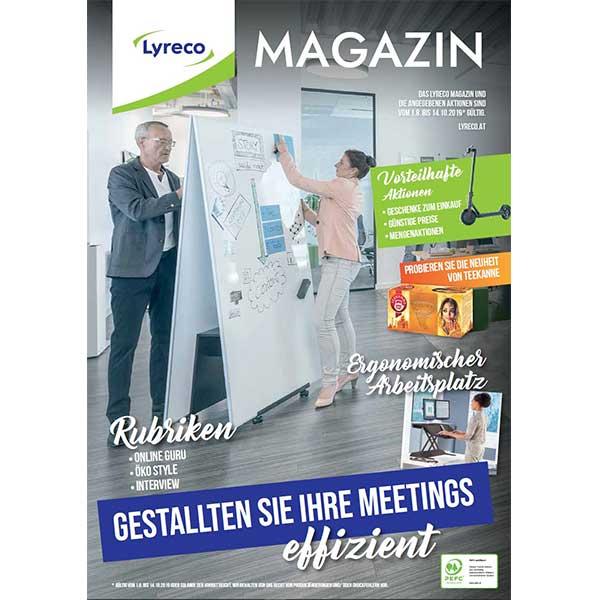 Lyreco Magazin