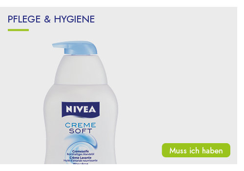 Pflege & Hygiene