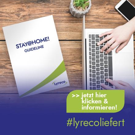 Home Delivery Guideline – von Lyreco