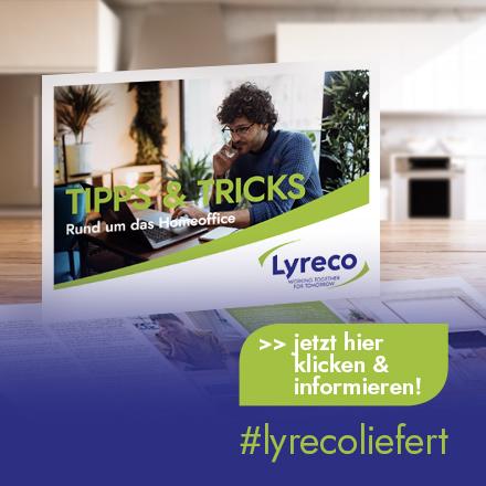 Tipps & Tricks – von Lyreco