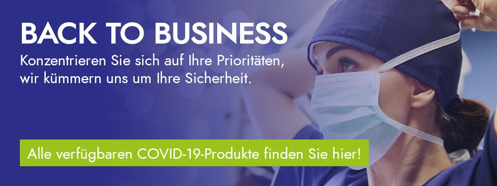 Hier finden Sie alle verfügbaren COVID-19-Produkte