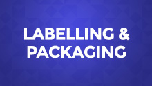 Labelling & Packaging