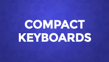 Compact Keyboards