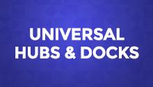 Universal Hubs & Docks