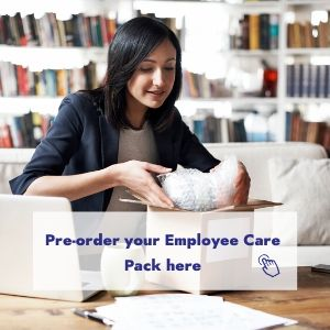 Employee Care Pack registration