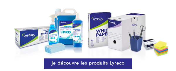 Produits Lyreco
