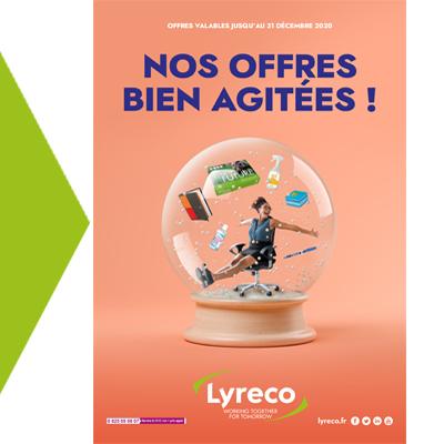 Lyreco Promo en cours