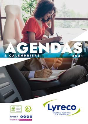Catalogue Agendas