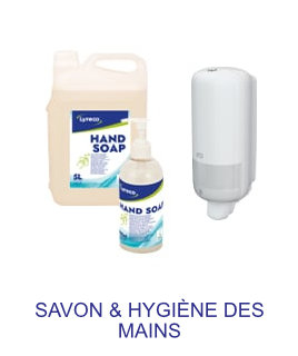 savon & hygiène des mains