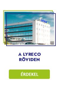 A LYRECO RÖVIDEN
