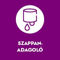 Szappan-adagoló