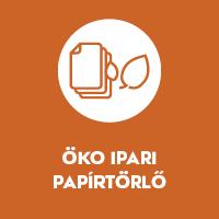 ÖKO Ipari papírtörlő