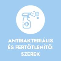 Antibakteriális és fertőtlenítőszerek