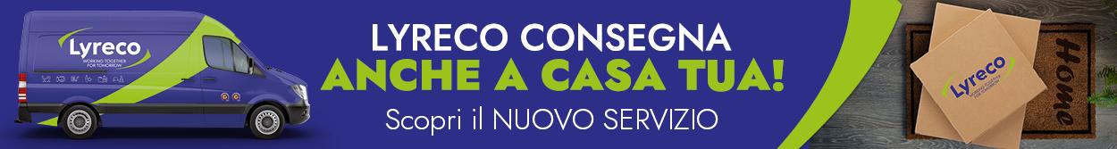 Servizio HOME DELIVERY