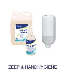zeep & handhygiene