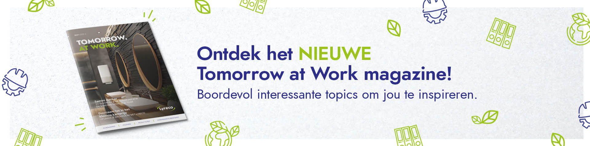 tomorrow at work magazine