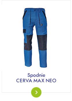 spodnie Max Neo