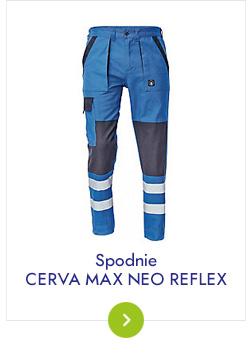 Max Neo Reflex spodnie