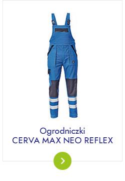 Max Neo Reflex ogrodniczki