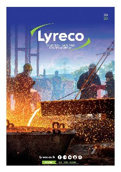 Lyreco PPE Catalogue 2020